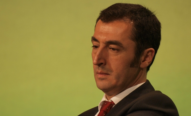 Özdemir warnt CDU vor Öffnung hin zur AfD