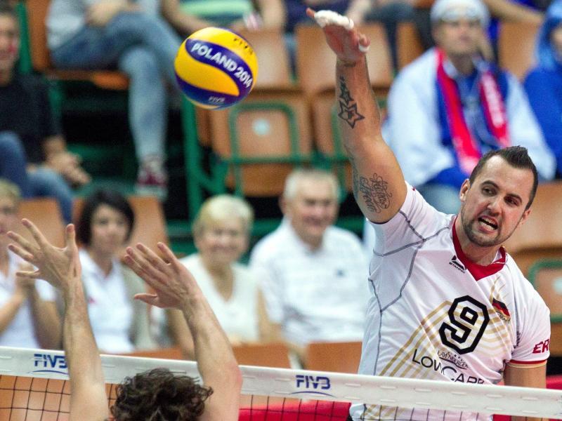 Live-Stream Heute Volleyball WM: Deutschland gegen Frankreich um 20:15 Uhr