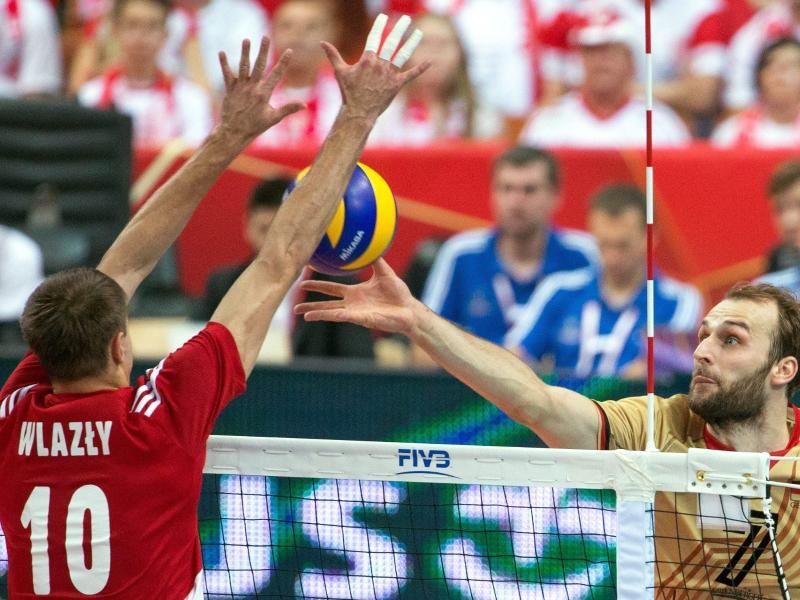 Live-Stream Volleyball WM Spiel um Platz 3/4: Deutschland gegen Frankreich, Live-Übertragung um 16:30
