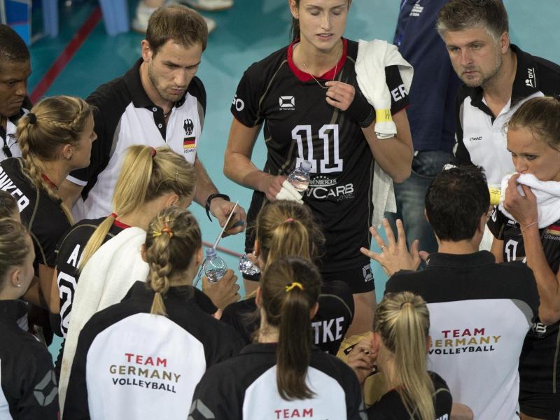 Volleyball WM Frauen: Deutsche Volleyballerinnen mit Grenzerfahrung