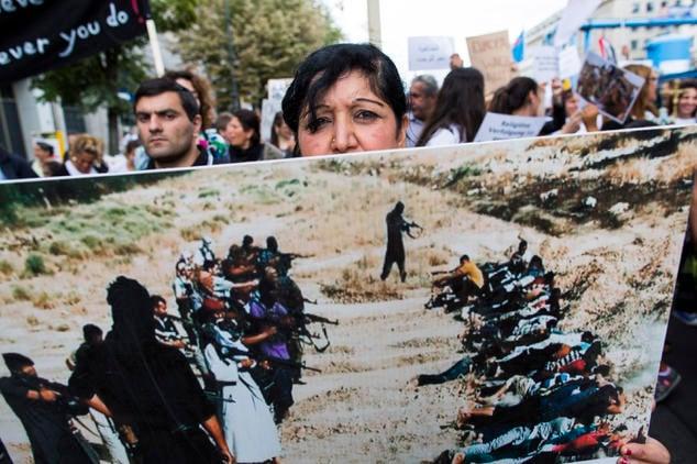 ISIS-Enthauptungsvideo: Alan Henning geköpft, Peter Edward Kassig noch von IS festgehalten