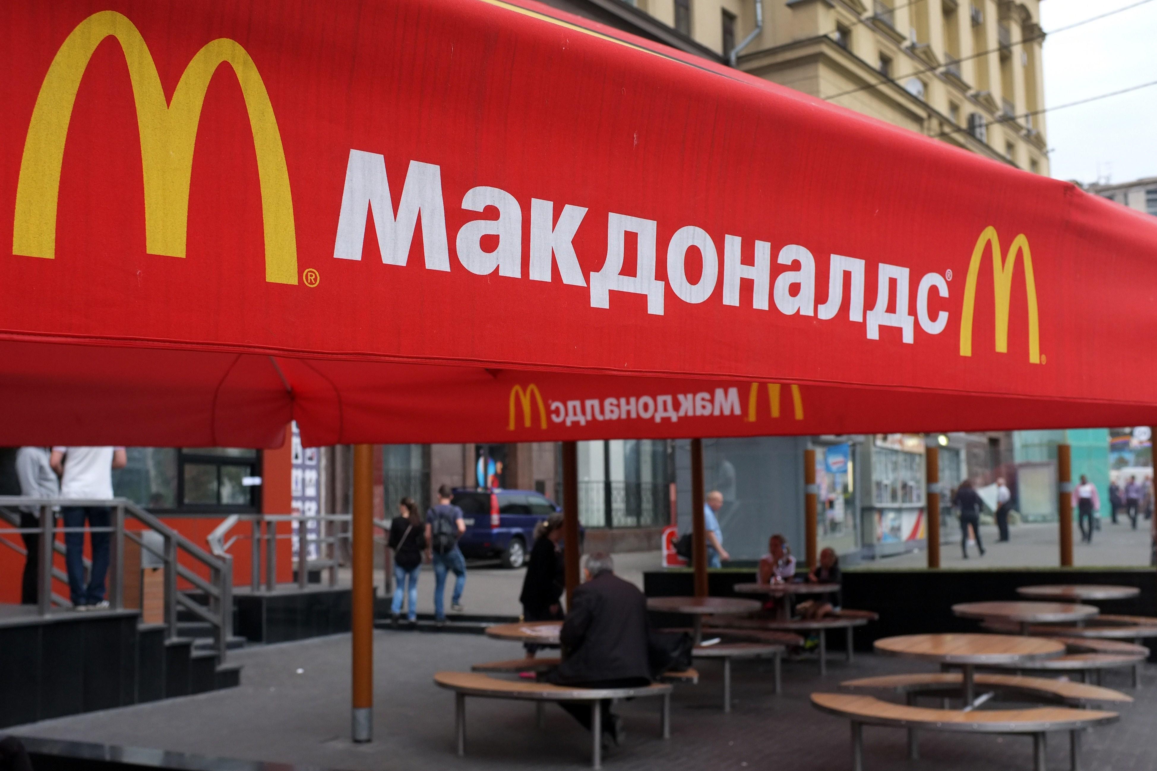 Russland macht ernst: Weitere McDonald's Filialen geschlossen