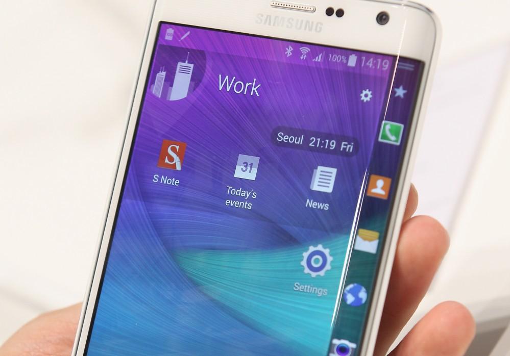 Samsung Galaxy Note Edge ab 17.November bei T-Mobile USA