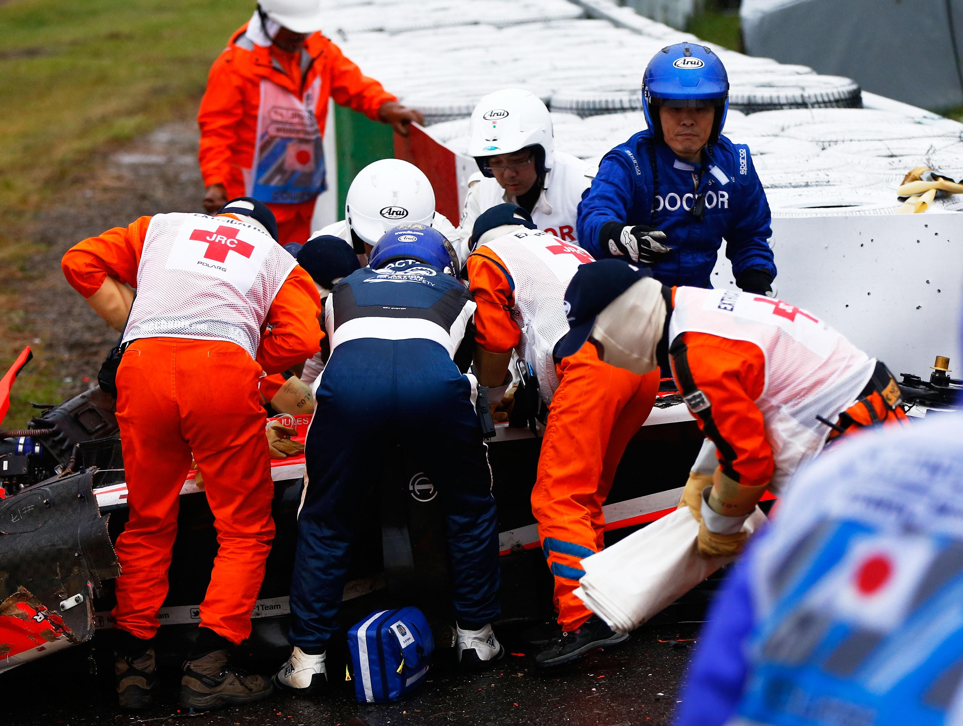 Jules Bianchi: Wie schlecht geht es Bianchi wirklich?
