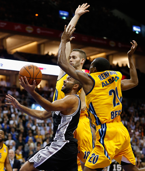 übertragung basketball