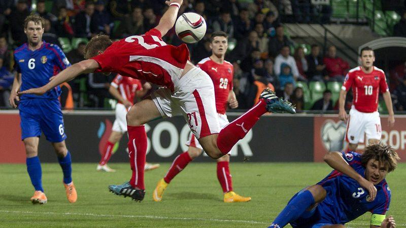 Live Stream Fussball Em Qualifikation Heute Osterreich Vs