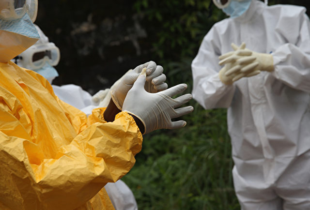 Ebola Ausbruch Foto: John Moore/Getty Images