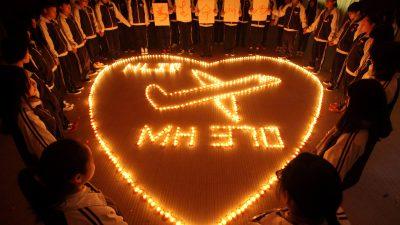 Malaysia Airlines MH370: Suche nach MH370 ergebnislos; dafür wird unbekannter Meeresboden erforscht