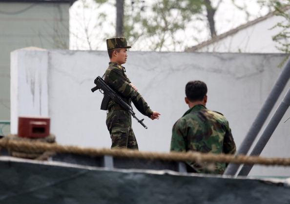 China startet größtes Militärmanöver in 2014: Was hat dieses Manöver mit Nordkoreas politischer Lage zu tun?