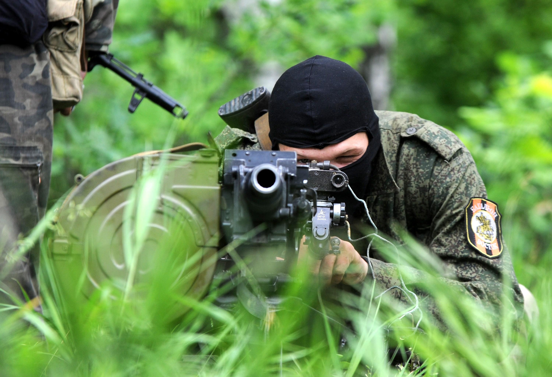 Rebellen in der Ukraine wollen Volksrepublik Neurussland ausdehnen