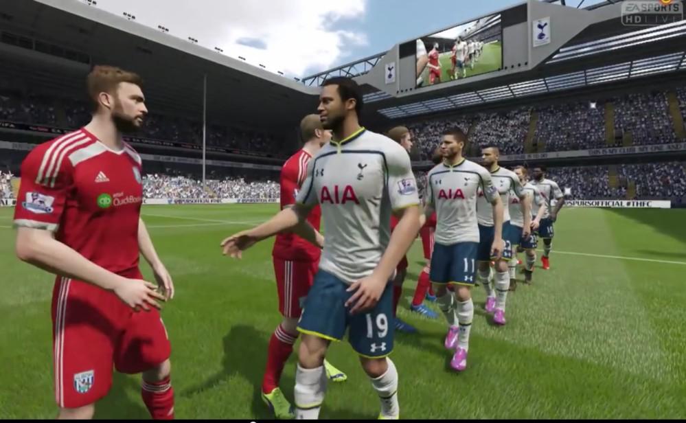 FIFA 15 Update für PS4 und Xbox One Live erschienen