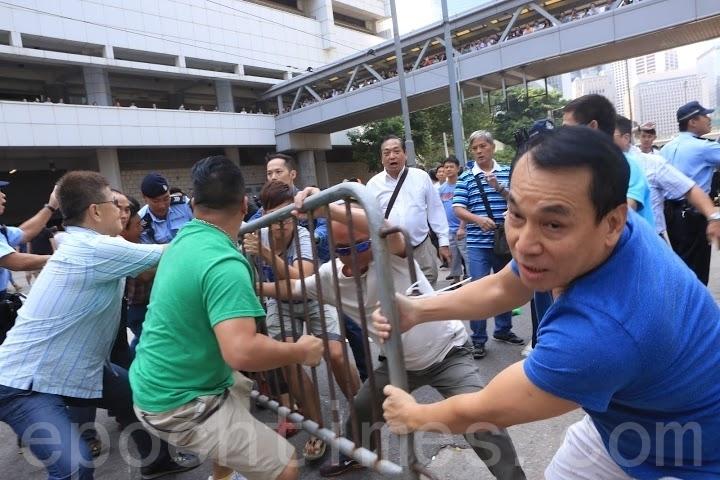 """Die """"Hongkong-Verschwörung"""": So nutzt Chinas KP die Demonstranten für ihre Ziele aus"""