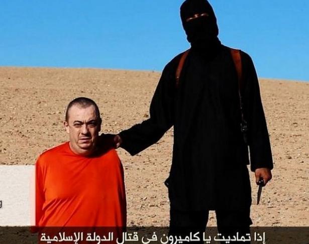 Alan Henning angeblich enthauptet: Neues IS-Enthauptungsvideo veröffentlicht