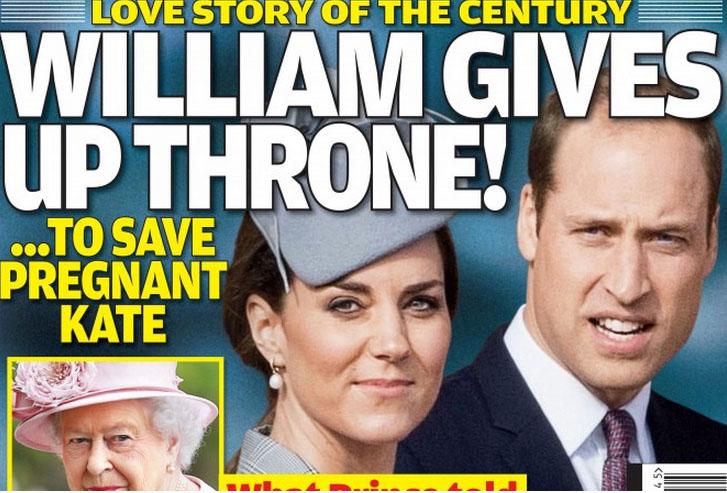Prinz William will nicht König werden: Wird Kate Middleton die neue Königin?