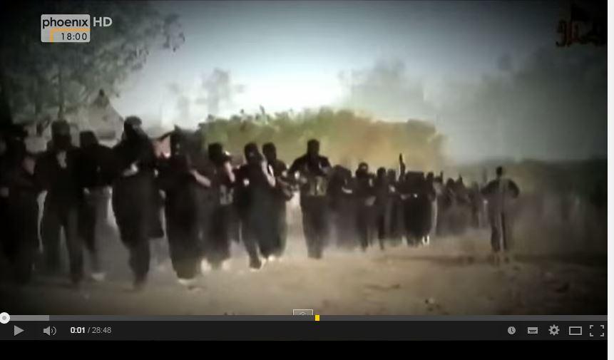"""Isis-Terror: Free-TV/Live-Stream heute Nacht: """"Die deutschen Gotteskrieger – Töten und Sterben für Allah"""", ZDF Info, Buch: Susanna Santini"""