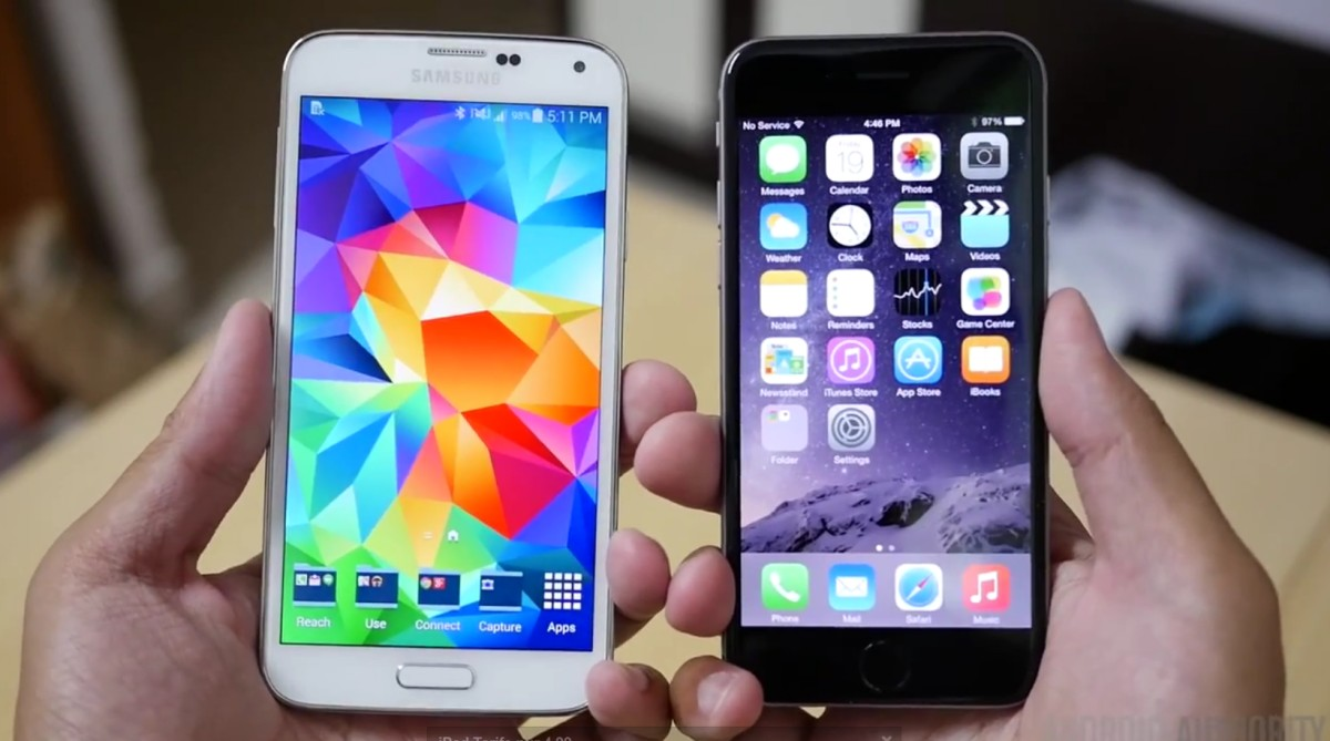 Top 3 iPhone 6 Alternativen: One Plus One / Galaxy Note 4 / LG G3