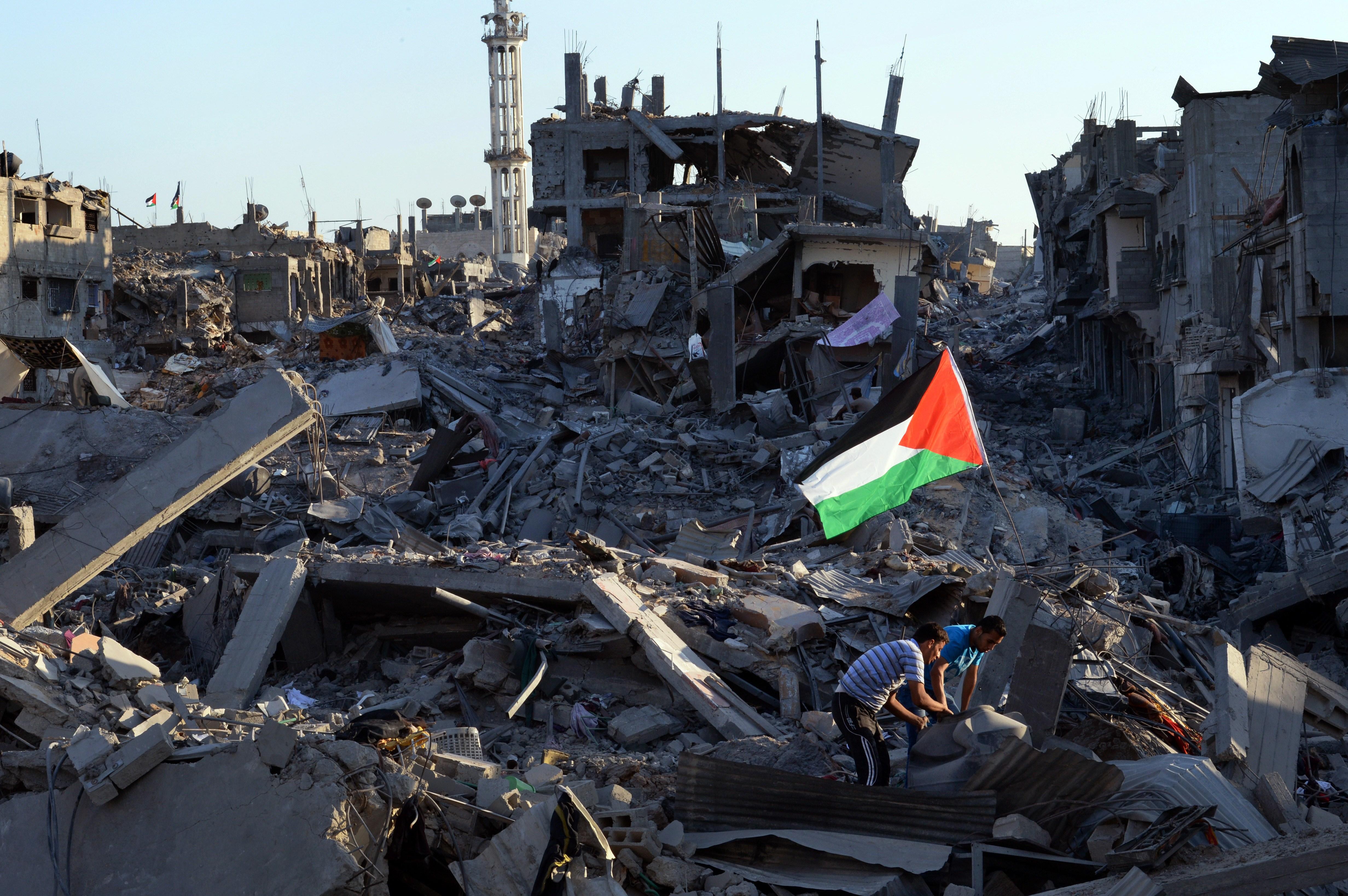 """Iranischer Kommandant über Israel-Gaza Konflikt: """"Vereinigen sich die Palästinenser bricht auf der Westbank die 'Hölle' aus"""""""