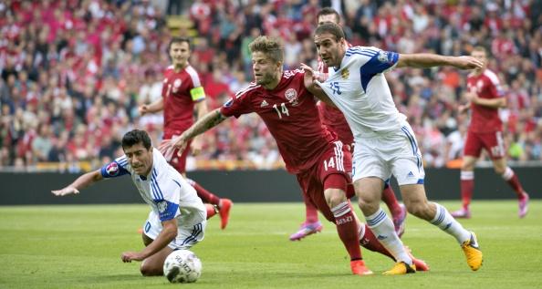 Live-Stream EM-Qualifikation Gruppe I: Mit Sieg gegen Serbien übernahm Dänemark die Spitze, Spielplan, Ergebnisse-Tabelle