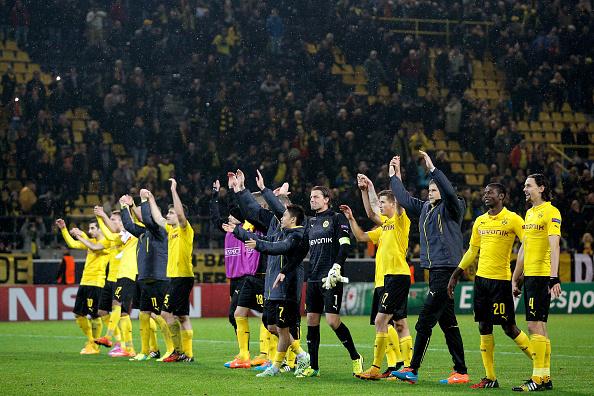 Borussia Dortmund im Champions League: Früh wie nie im Achtelfinale – 4:1 gegen Galatasaray, Spielplan und Ergebnisse