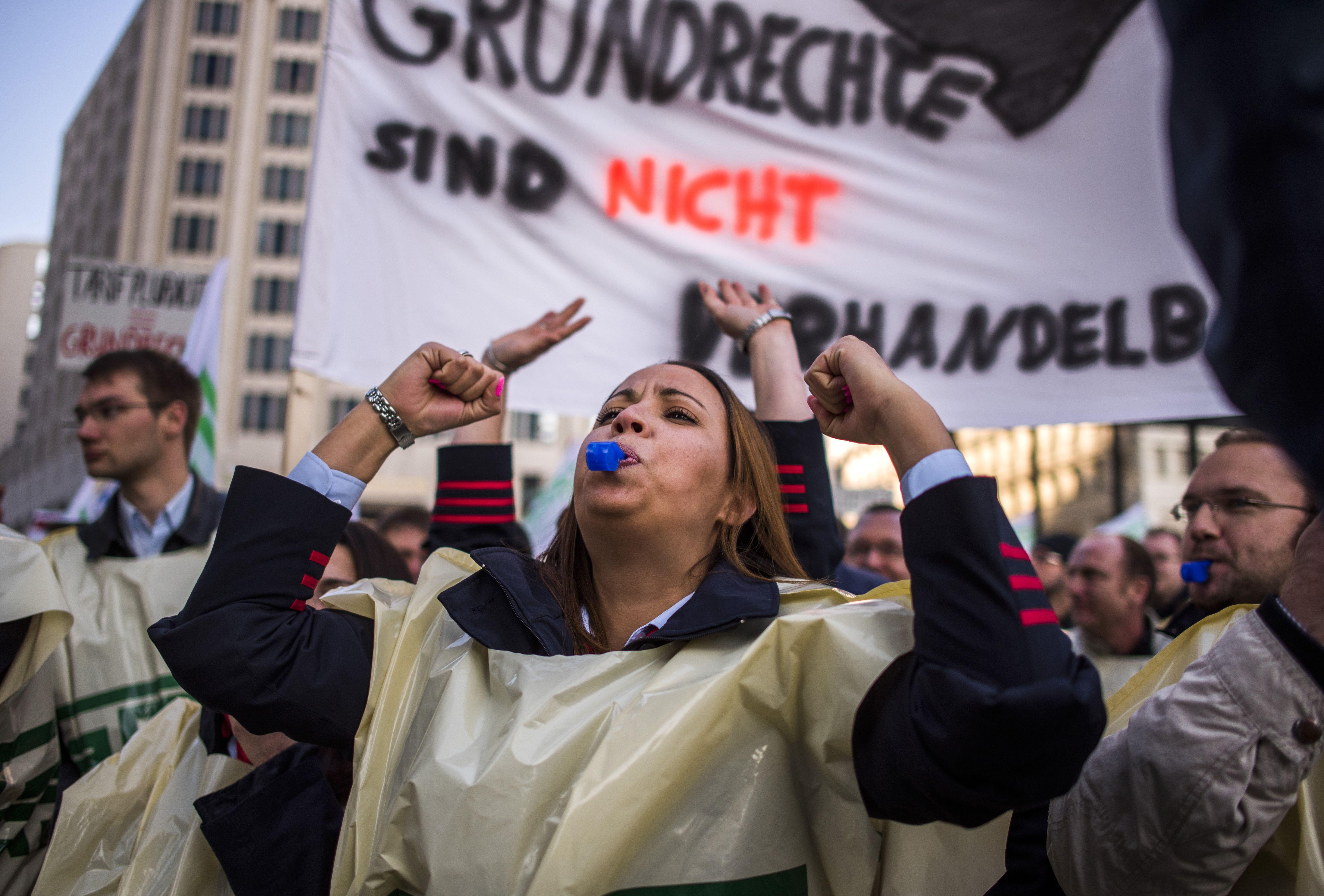 Lokführer-Streik: So hetzen die Medien gegen die Lokführergewerkschaft