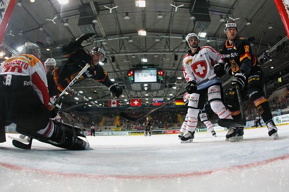 Live-Stream Eishockey Deutschland CUP: Heute Deutschland vs Skowakei, Schweiz vs Kanada, Live-Übertragung auf Sport1, Spielplan