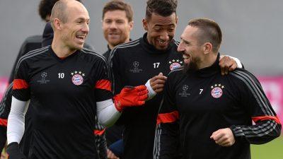 Bayern München vs Manchester City und ZSKA Moskau vs AS Roma live bei Sky und im Stream, Spielplan und Ergebnisse Tabelle