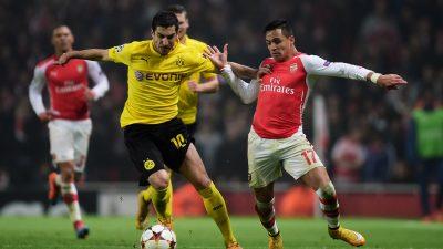 Eintracht Frankfurt vs Borussia Dortmund Live-Stream auf Sky Go und Live auf Sky, Aufstellung, Spielplan, Ergebnisse-Tabelle