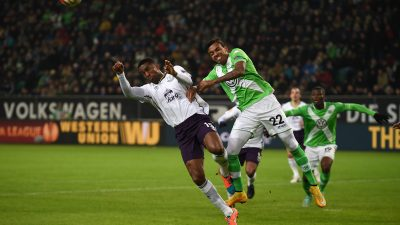 VfL Wolfsburg vs Borussia M'gladbach Live auf Sky und im Stream über Sky Go, Spielplan, Ergebnisse-Tabelle