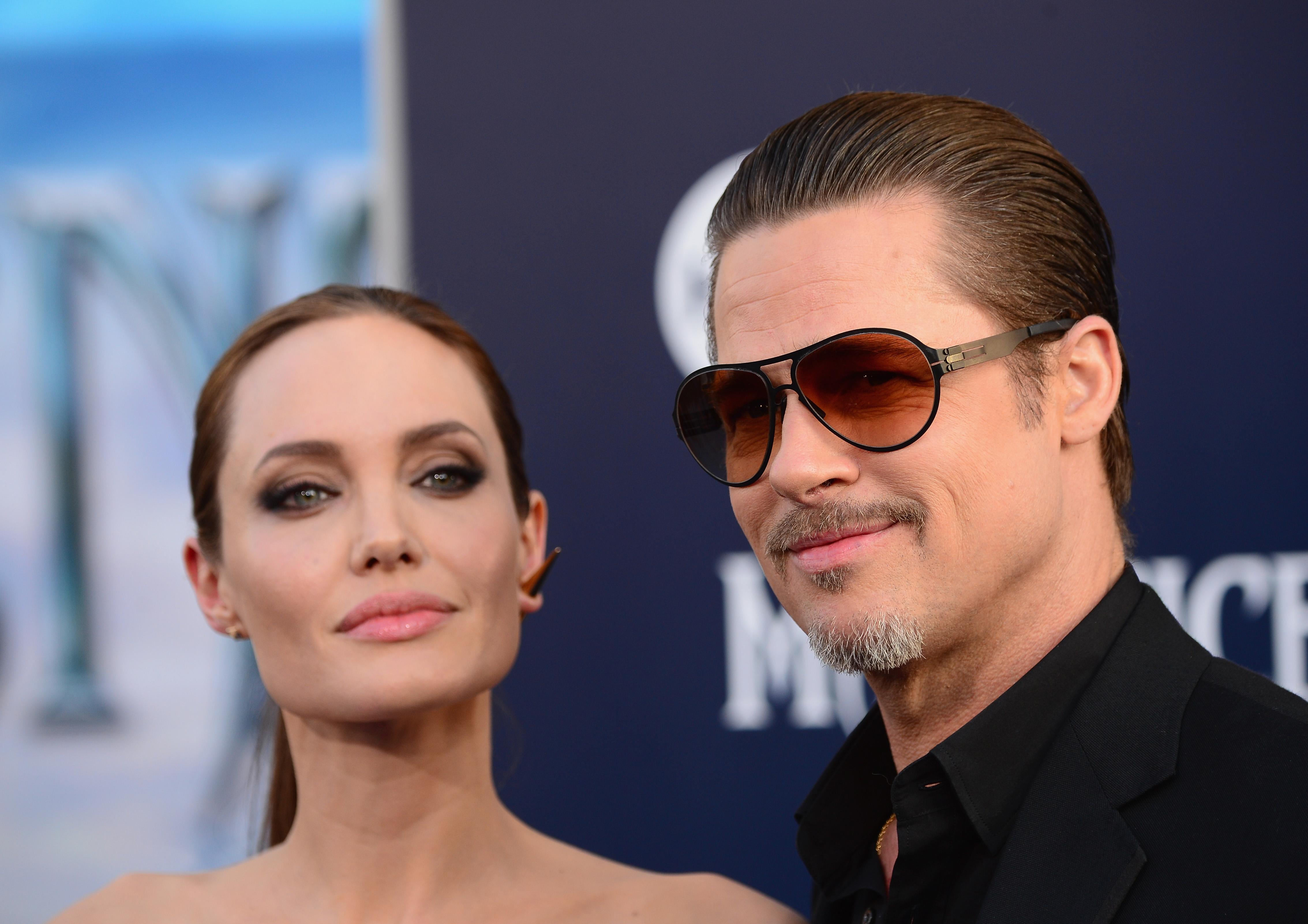 Angelina Jolie und Brad Pitt: Gerüchte über Eheprobleme von Insider dementiert
