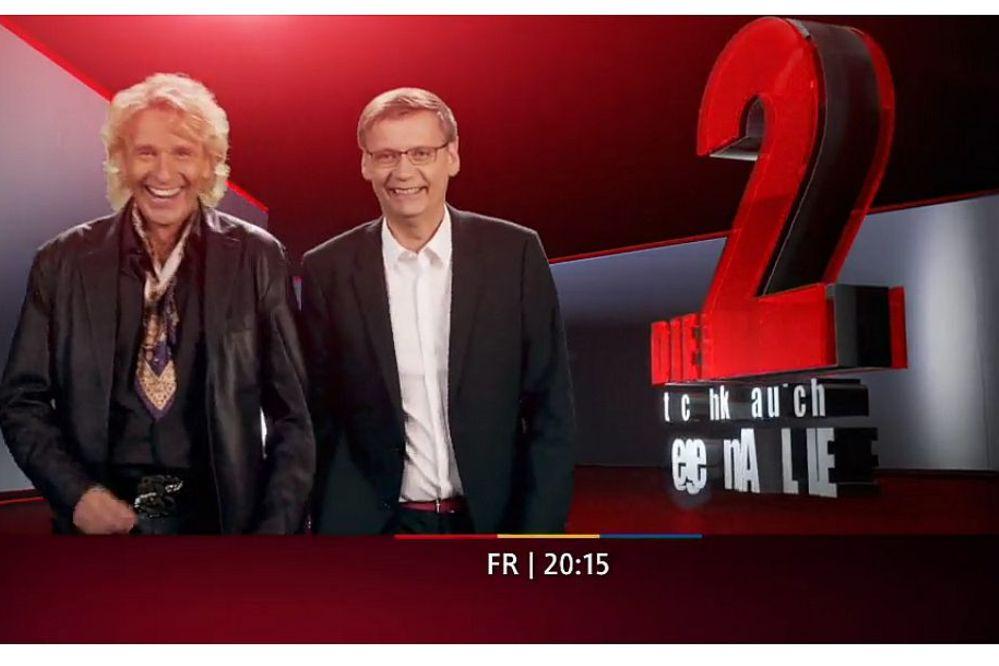 Die 2 – Gottschalk & Jauch gegen ALLE Live-Stream heute Fr. 28.11  20:15-00:00 bei  RTL + Free-TV