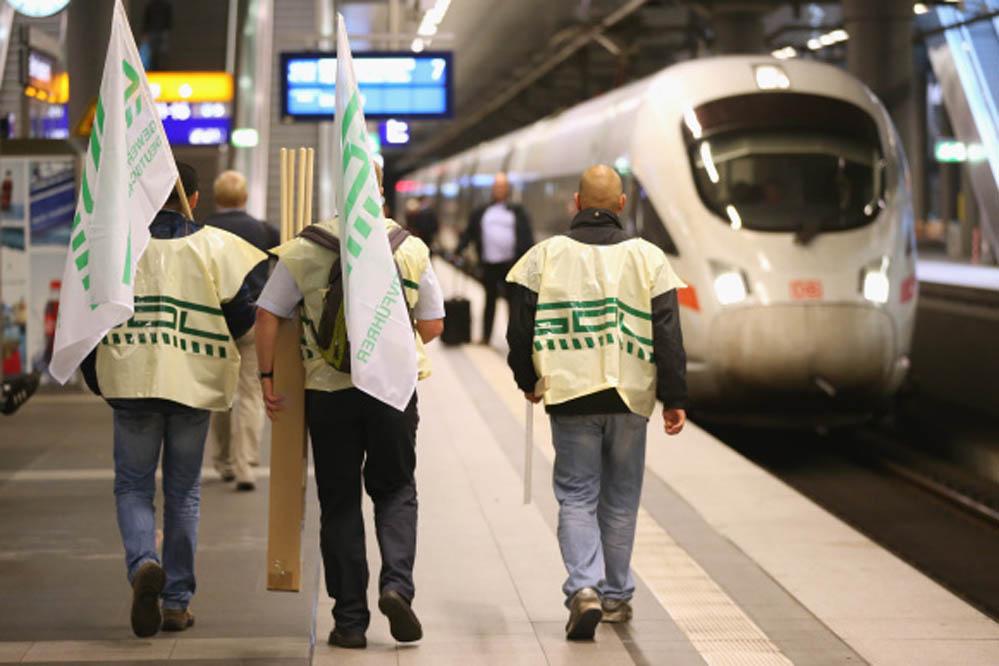 Ersatzfahrplan für Lokführer-Streik: Hier geht's zum Notfahrplan der Bahn!