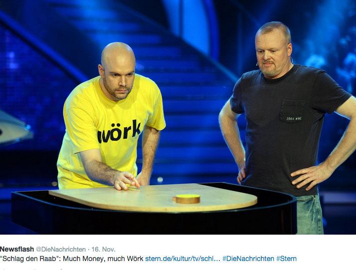 Schlag Den Raab Gewinner Muss Jackpot Mit Fiskus Teilen