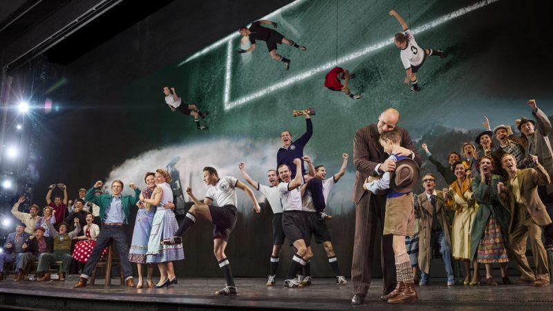 Das Wunder Von Bern Musical In Hamburg Ein Sensationeller Fußball