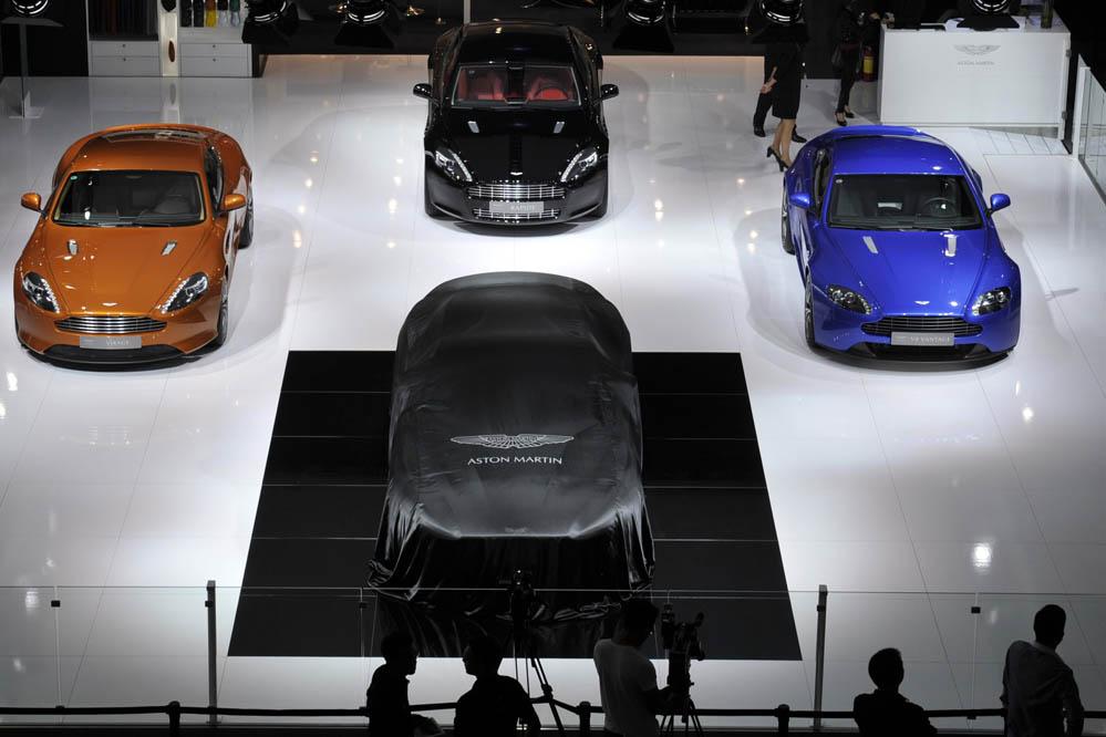 """Chinas Automarkt läuft sich lauwarm: Umsatzrückgänge auf Automesse """"Auto Guangzhou"""""""