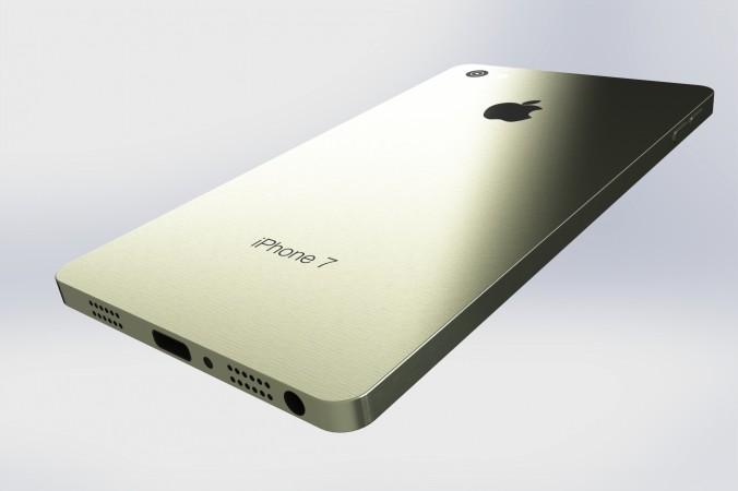 iPhone 7 leaks: Wird Apples iPhone 7 ein Rundum-Display haben?