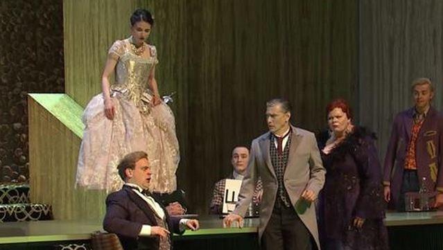 """""""Der Rosenkavalier"""" heute im Live-Stream, ARTE, Richard Strauss' Oper als Neuinszenierung von Richard Jones"""