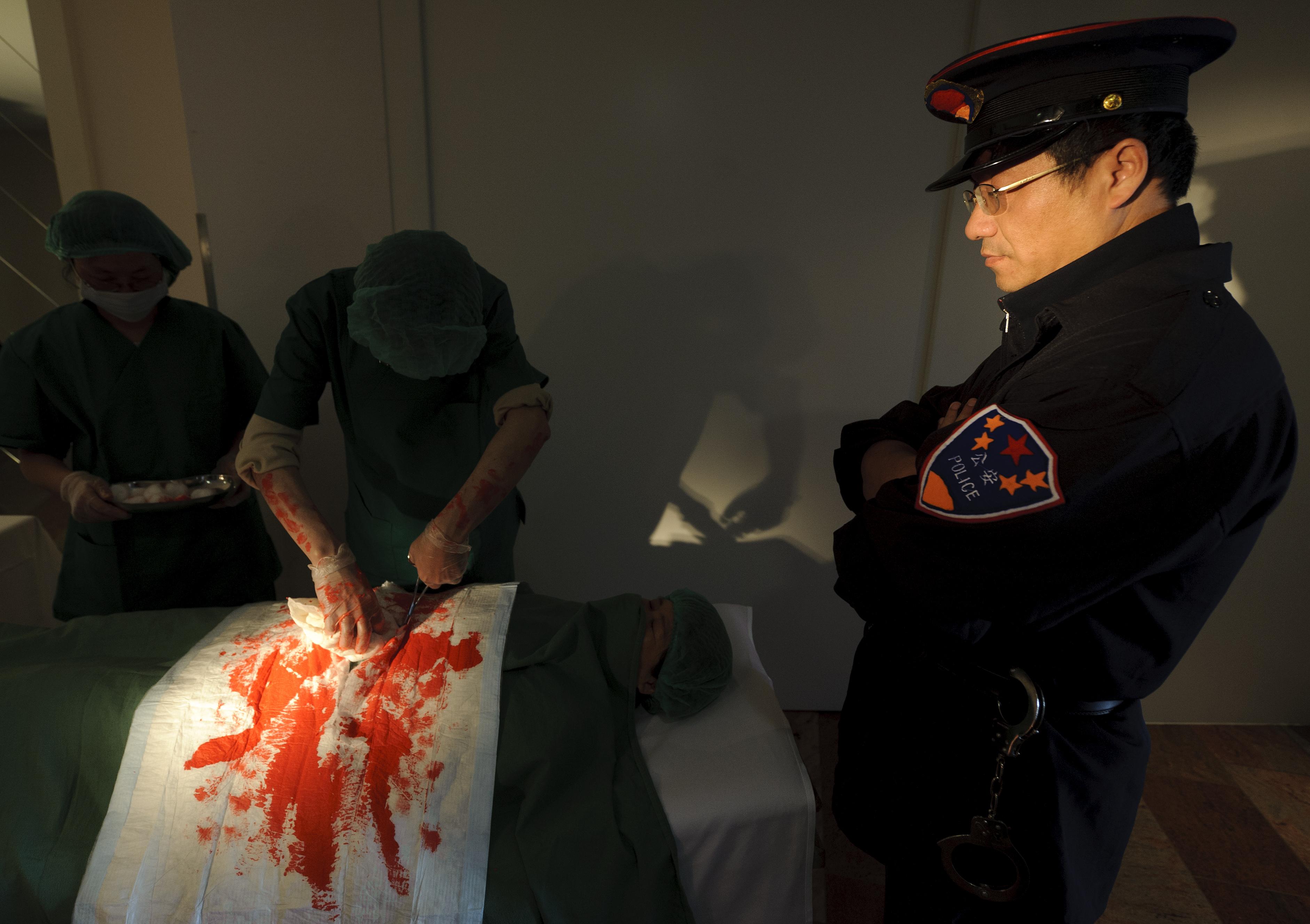 """Ein Interview mit Hao Fengjun, ehemaliger Polizist des """"Büro 610"""" in China"""