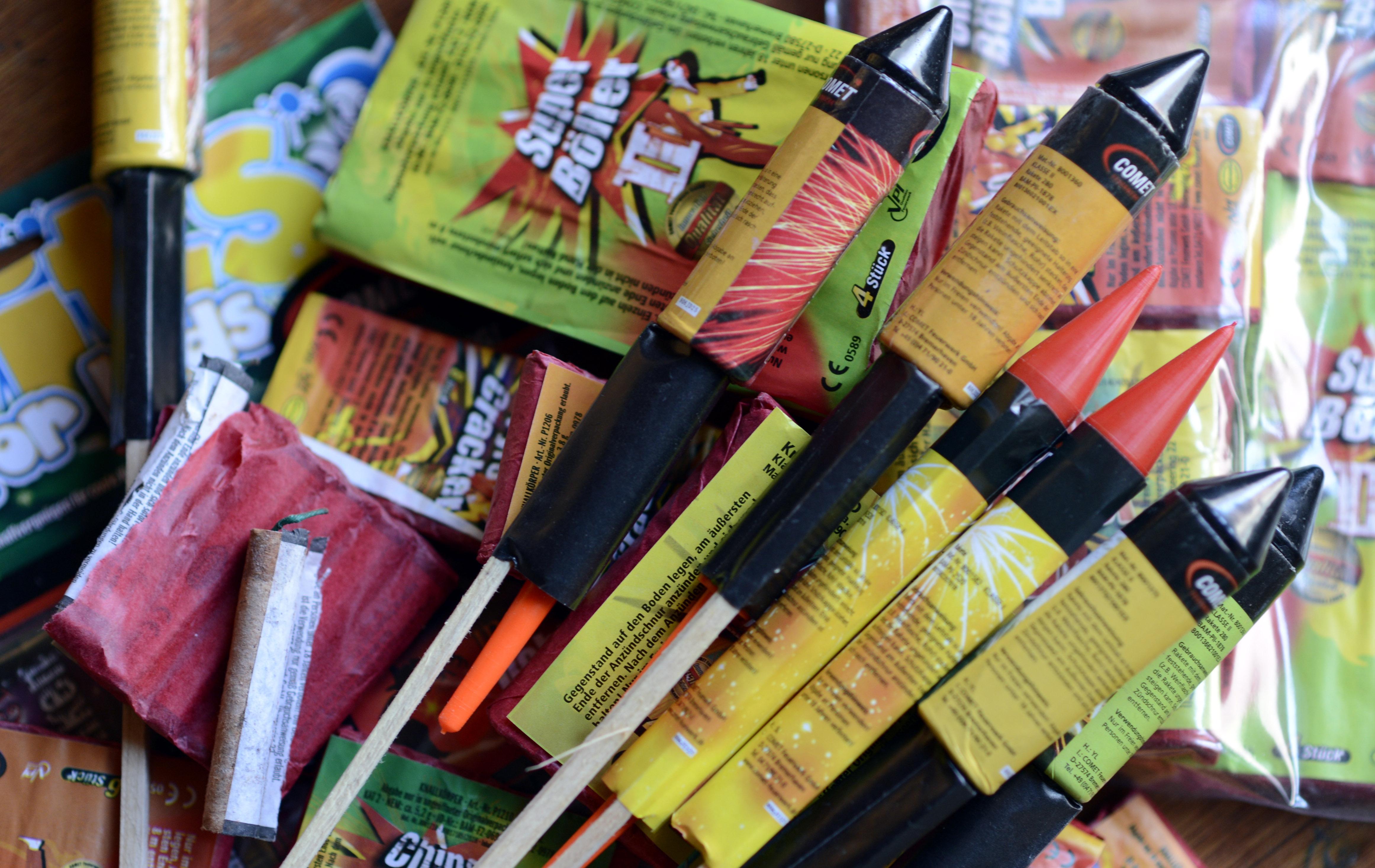 Silvester-Kracher: Feuerwerk in Supermarkt kaufen – heute Geschäft-Öffnungszeit nur bis 16 Uhr
