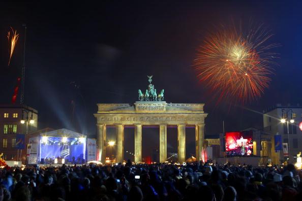 Live-Ticker zur Silvesterparty Berlin 2014/2015 vor dem Brandenburger Tor: Wir beenden unserer Live-Bericht und verlassen das Gelände