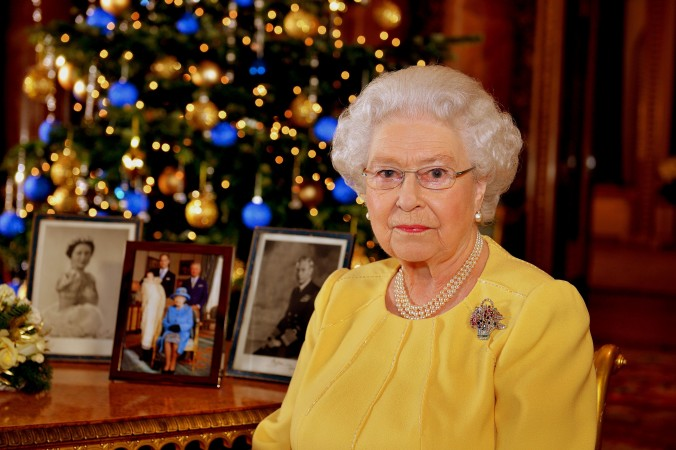 Dankt Queen Elizabeth II bei ihrer Weinachtsrede ab?