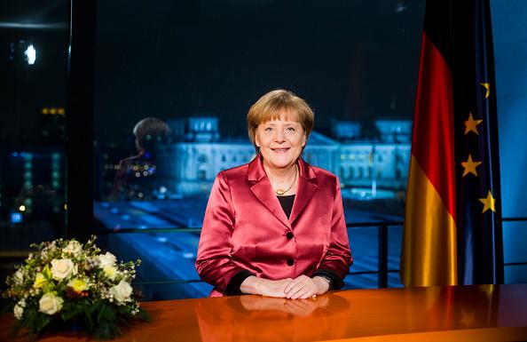Die Neujahrsansprache 2014: Bundeskanzlerin Angela Merkel im Live-Stream, 31.12.