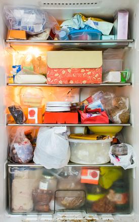Den Kühlschrank energiesparend und effektiv einräumen