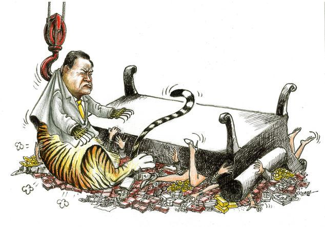 Macht, Sex und veruntreute Milliarden: Jetzt droht Zhou Yongkang die Todesstrafe