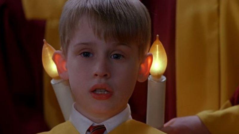 Weihnachten Macaulay Culkin Ist Kevin Allein In New York Im