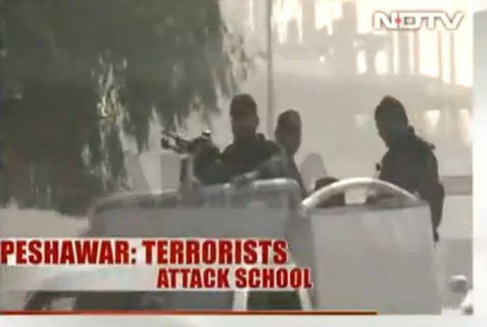 Pakistan-Geisedrama: Die meisten der 500 Geiseln sind evakuiert, weiterhin schwere Feuergefechte in der Schule