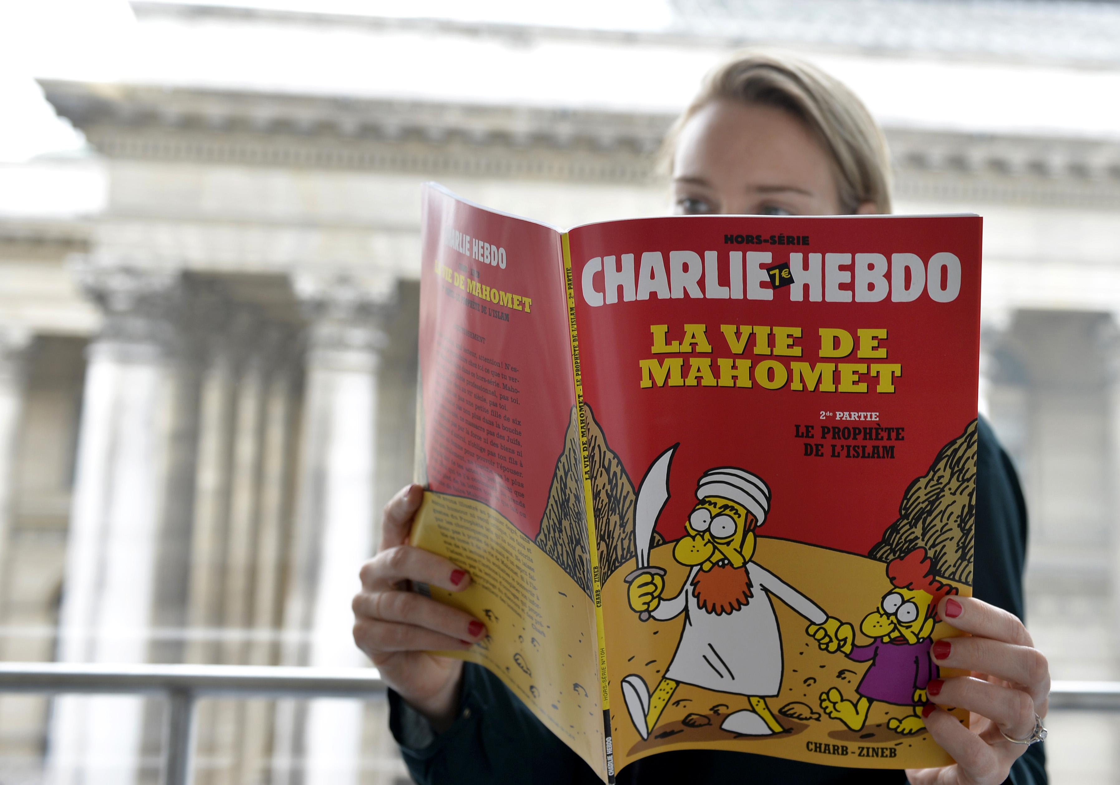 """Anschlag auf islamkritische-Satirezeitung """"Charlie Hebdo"""" in Paris: """"Man darf sich nicht lustig machen"""""""
