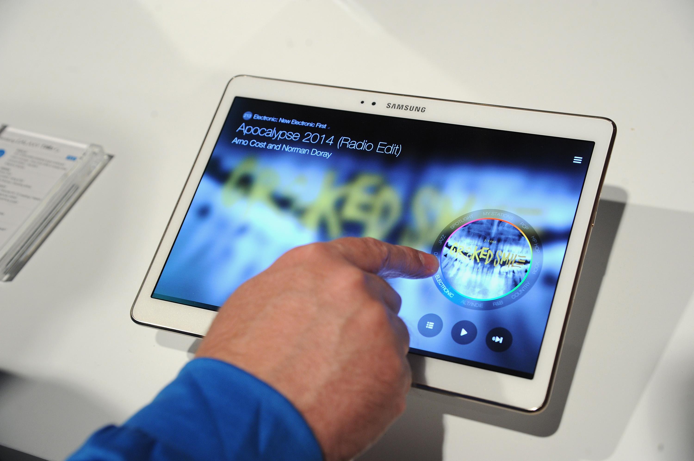 Samsung Galaxy Tab S Pro Leak, Release:  12 Zoll AMOLED-Tablet schon auf MWC zu sehen