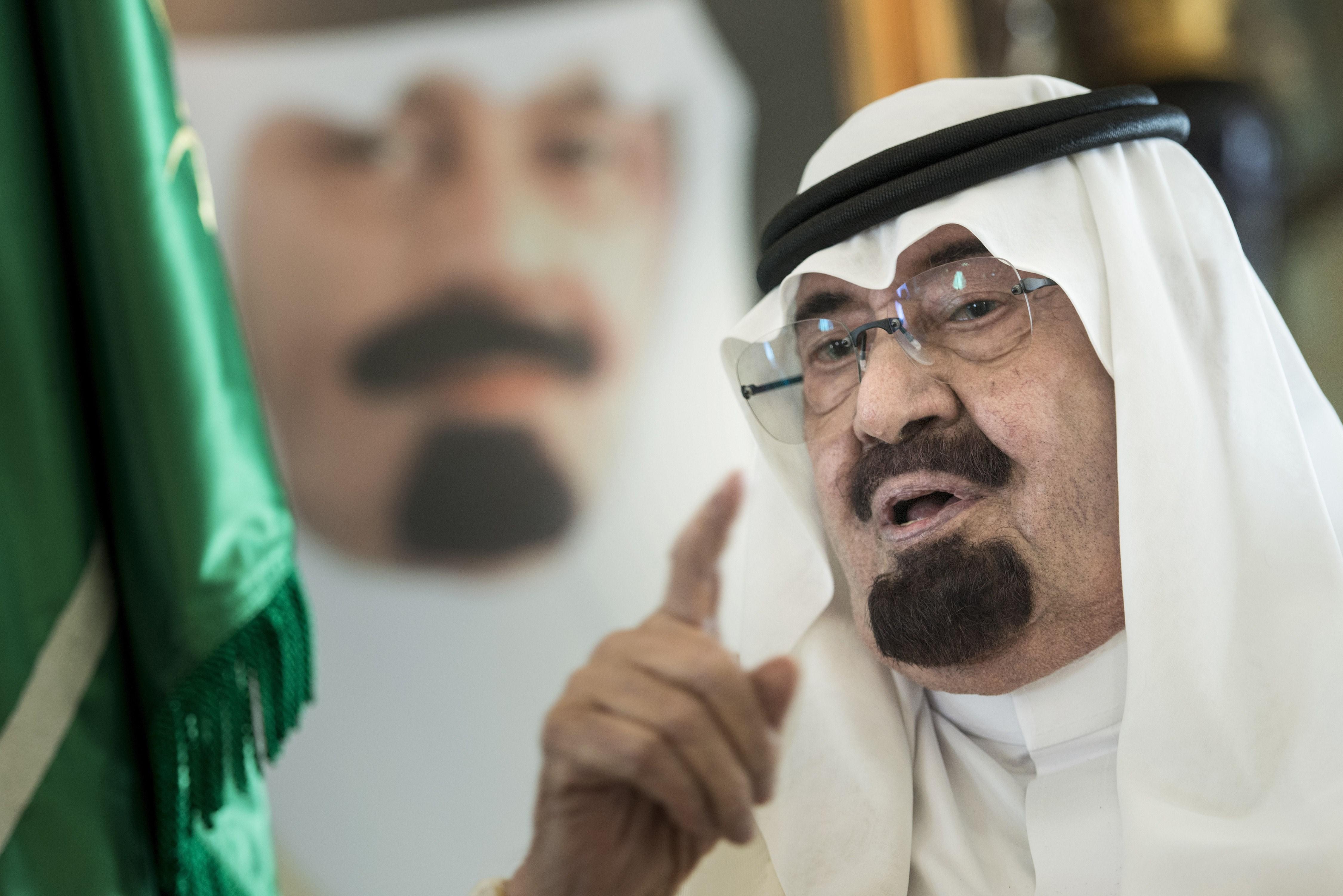 """König Abdullah war """"kein barmherziger Führer, er war ein Diktator"""""""