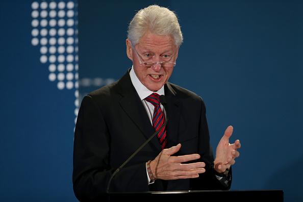 Prinz Andrew´s Sex-Skandal wirft Schatten auf Bill Clinton