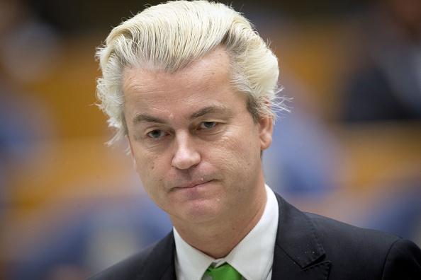 """Geert Wilders grüßt Pegida: """"Ganz Europa schaut auf Euch"""""""